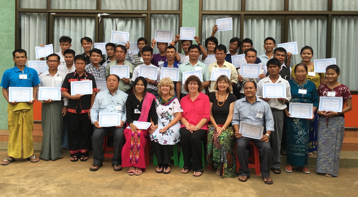 Church Leaders Group in Asia