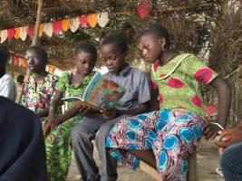 Children's Workshop Changes Lives
