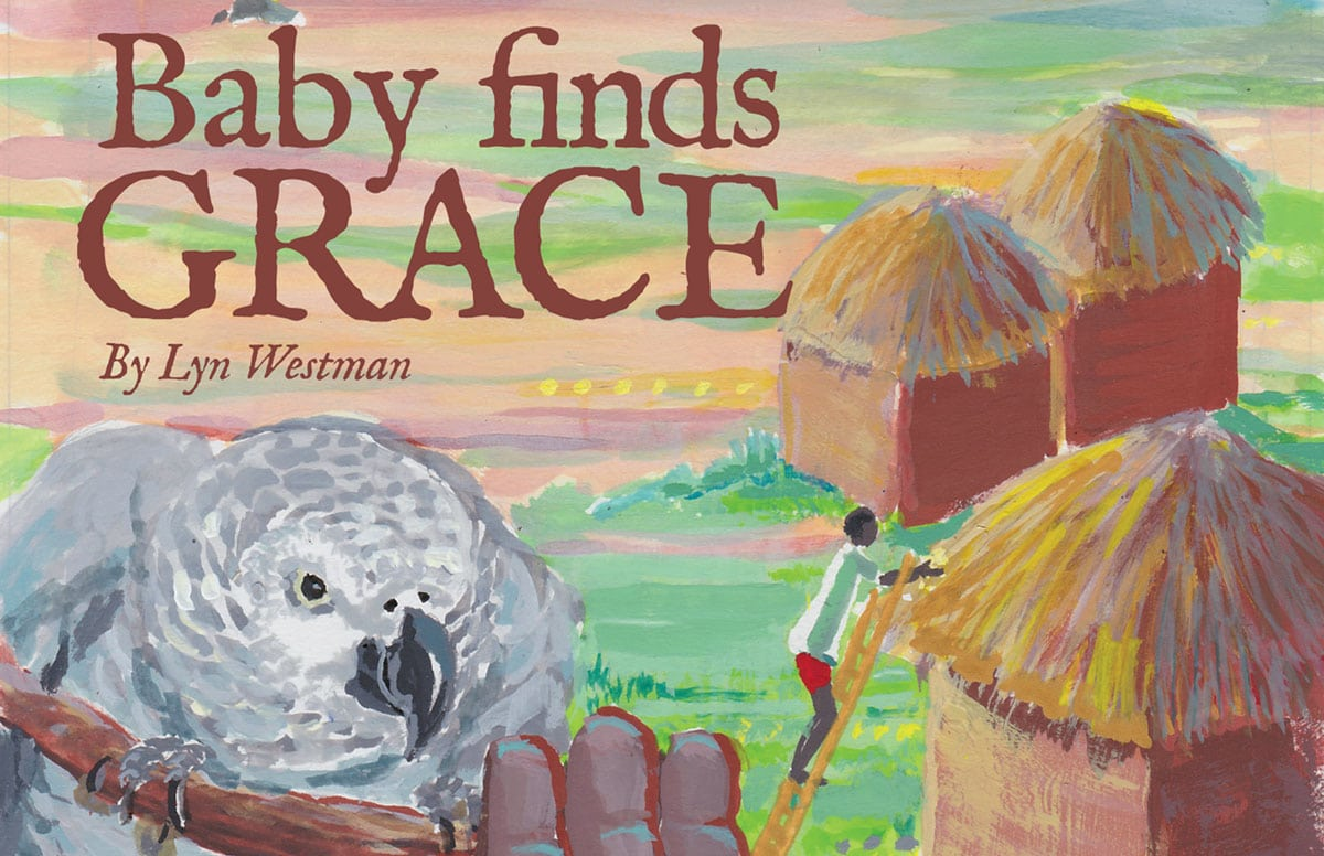 Baby Finds Grace was written to bring healing to children who suffer from grief and-or trauma.