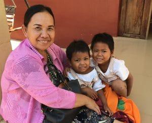 Cambodia - children's home