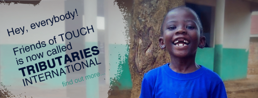 Friends of TOUCH is now Tributaries International