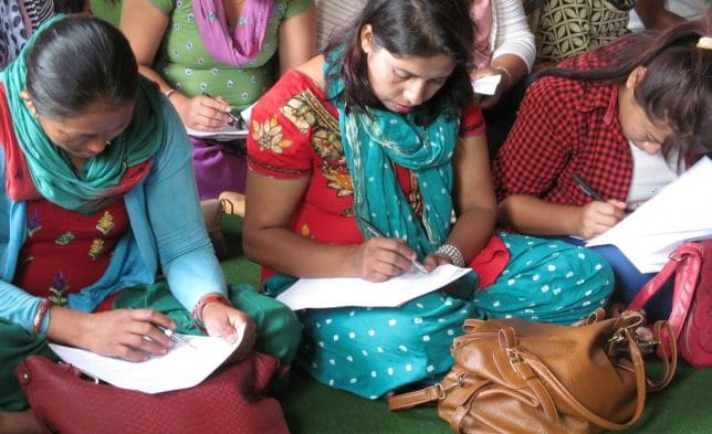 Kathmandu training