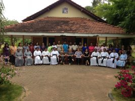 Children's Trauma Healing in Sri Lanka