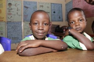 Photos: Going to School in Uganda