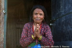 Rebuilding Homes in Nepal