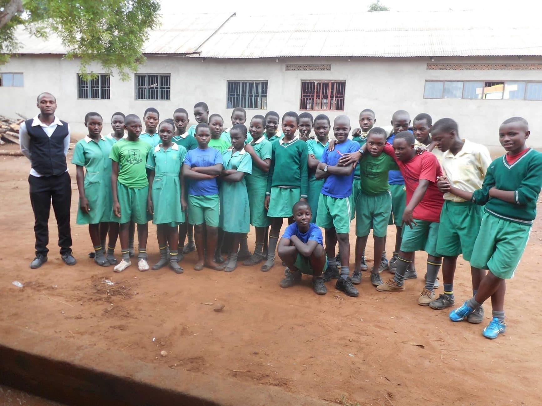 Primary 7 Class