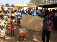 Report: Ebola Prayer Walk
