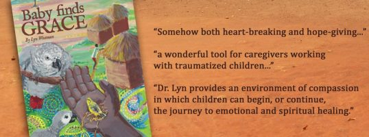 New Book for Children Experiencing Grief and Trauma