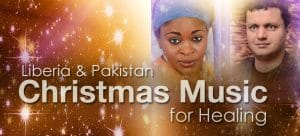 Vocalists from Liberia & Pakistan Unite to Release Songs for Healing.